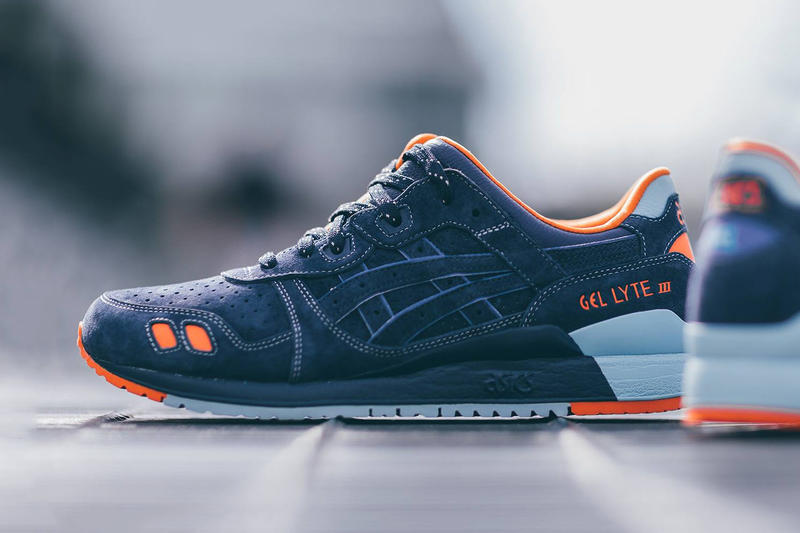 competitive price cb2a0 ac7f6 PENSOLE x Asics GEL-Lyte III Footlocker Exclusive | HYPEBEAST