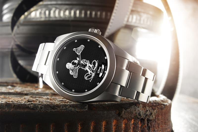 Bamford Watch Department Mickey Mouse Rolex Milgauss