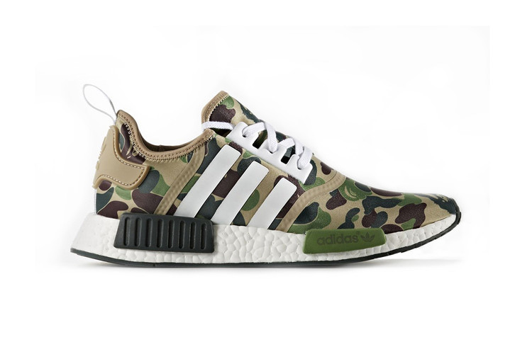 separation shoes 80b14 78c5f A Bathing Ape x adidas Originals NMD R1 to Release After Black Friday