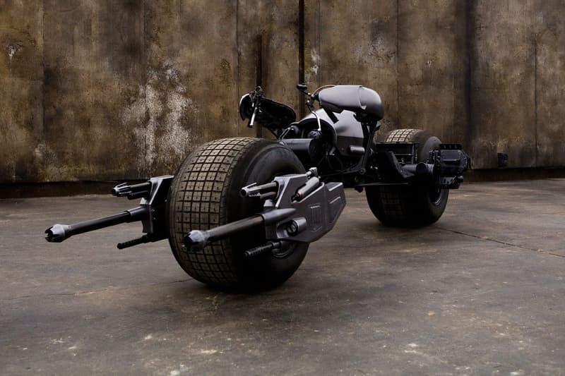 The Dark Knight Batpod Auction Batman