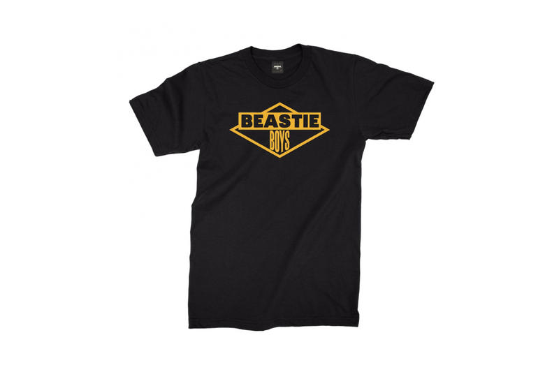 Beastie Boys Licensed To Ill Merch t shirts black red