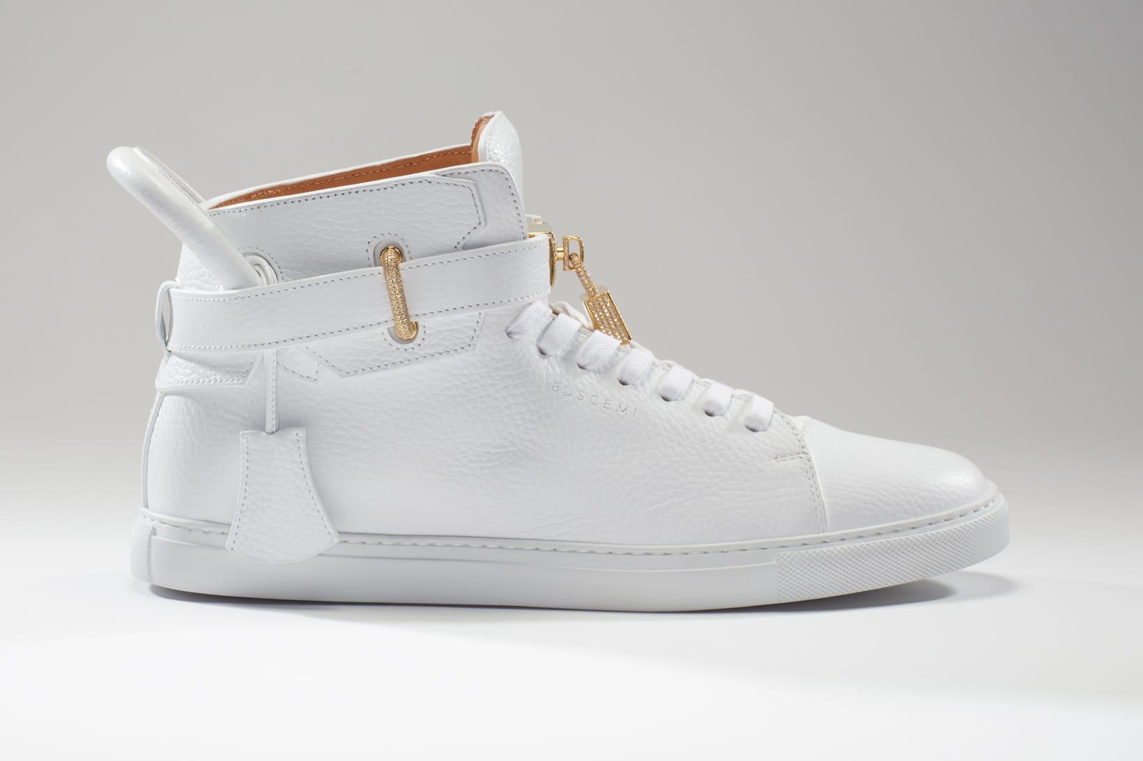 Buscemi 100 MM Diamond Sneaker | HYPEBEAST