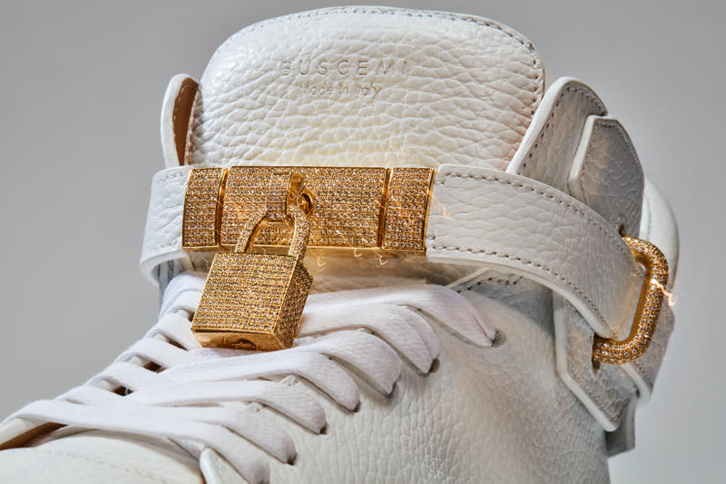 Buscemi 100 MM Diamond Sneaker