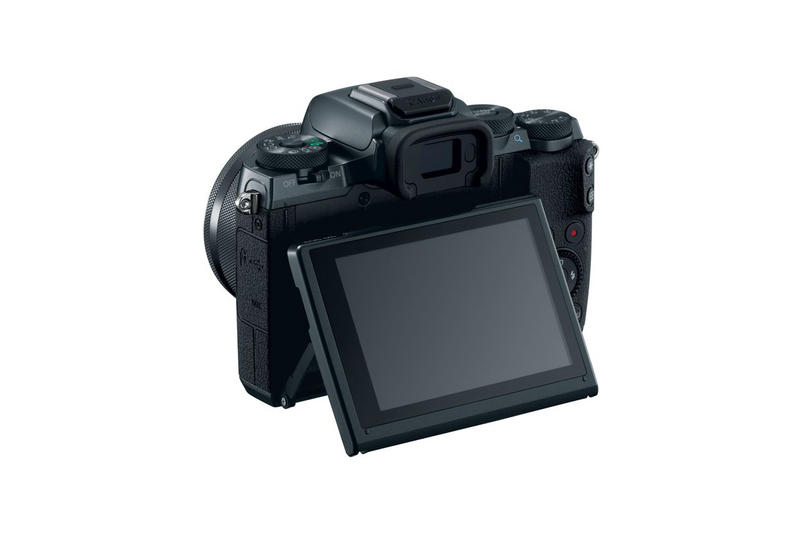Canon EOS M5 Mirrorless Camera Price Specs