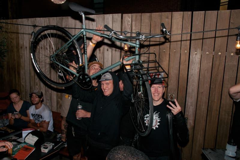 Carhartt Boston Adventure Ride Bike Scavenger Hunt bodega cyclist