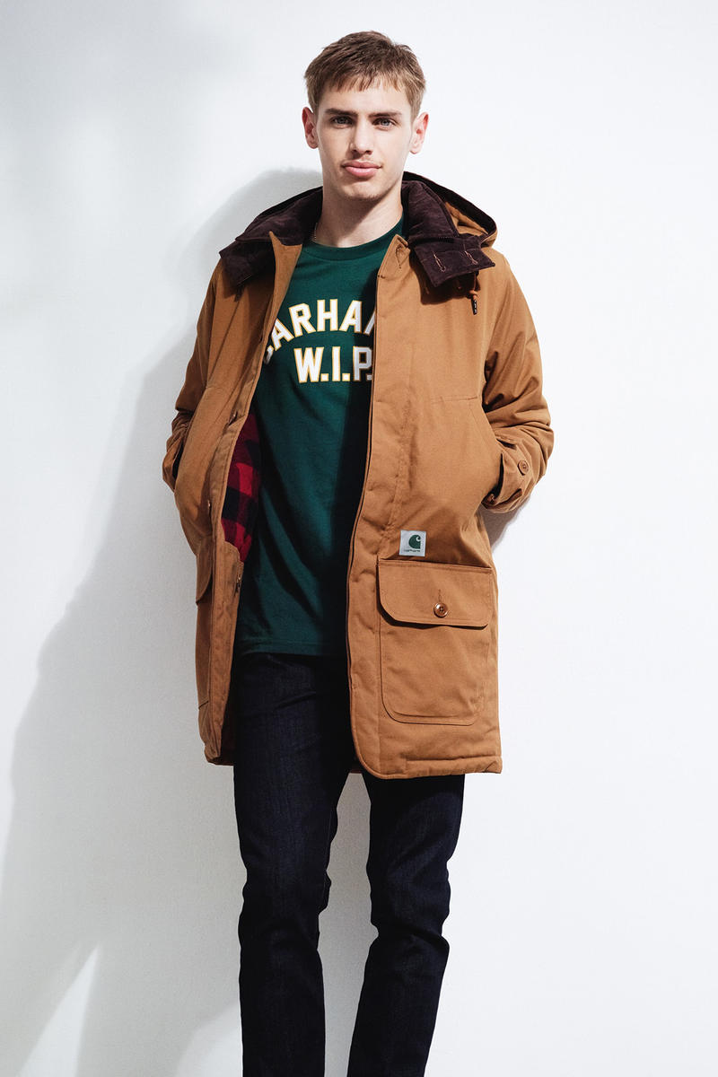 Carhartt WIP 2016 Fall Winter Collection