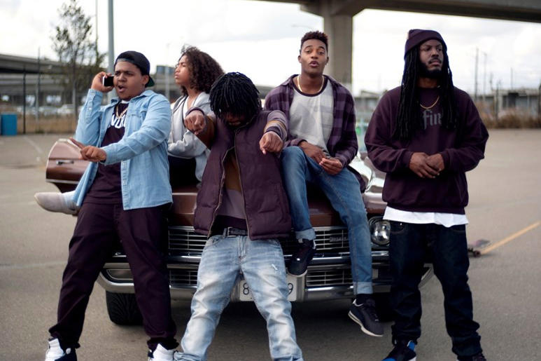 Cast of the Film Kicks Talk Oakland, Street Shootings and Getting Robbed