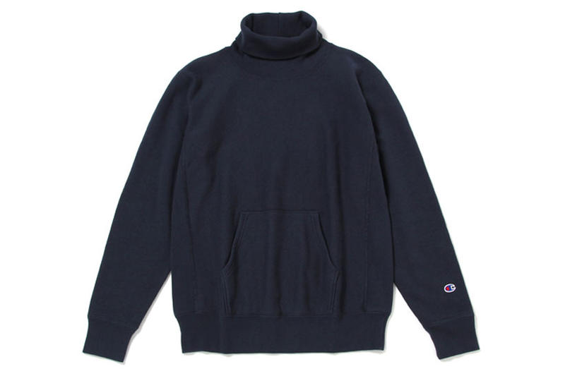 Champion niko and Reverse Sweat Collection grey navy black