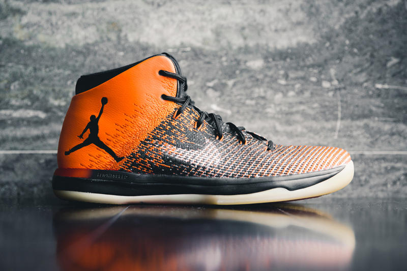 Air Jordan XXXI Shattered Backboard Closer Look Nike Michael Jordan Brand  Hi top Hypebeast black orange c113770e6f26
