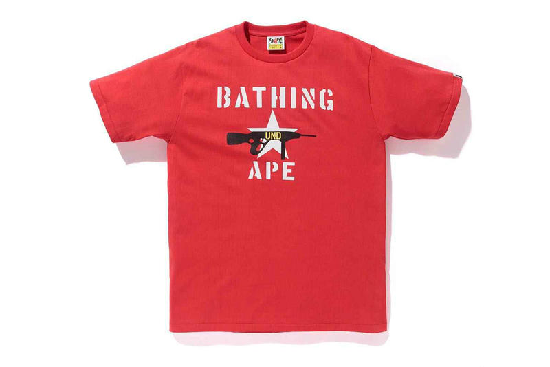 UNDEFEATED x A Bathing Ape Collection