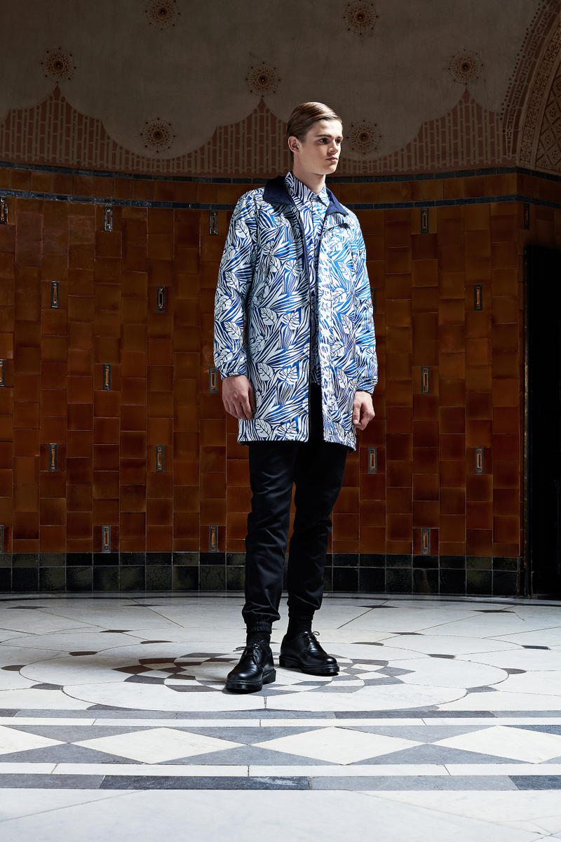 Daily Paper 2016 Fall/Winter Okavango Collection jackets coats tribes tech wear water repellent