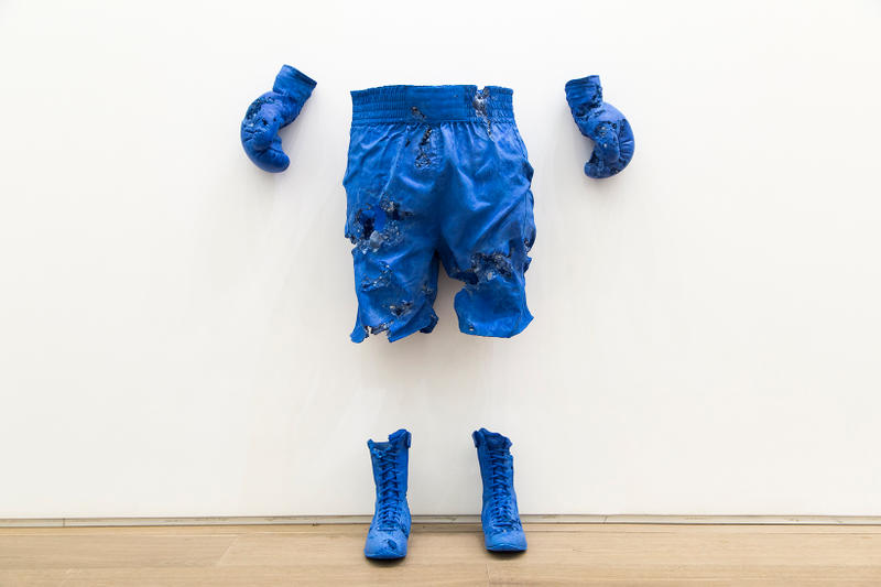 Daniel Arsham Circa 2345 Galerie Perrotin New York City Exhibition