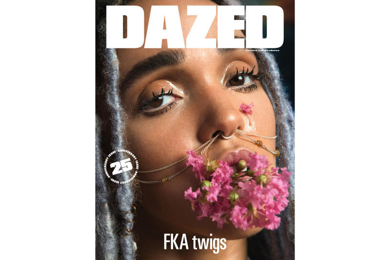 'Dazed' 25th Anniverary Issue