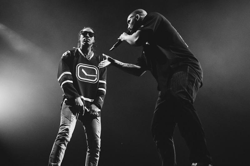 Drake and Future New Song Beast Mode | HYPEBEAST