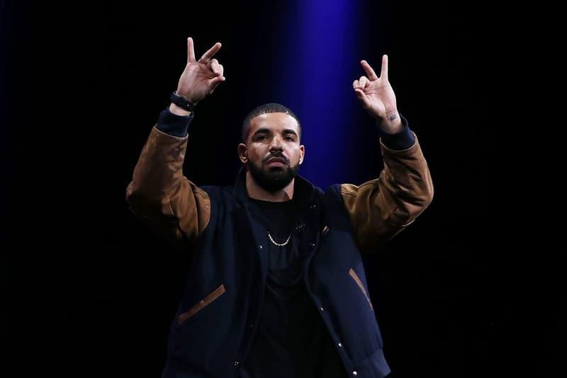 Drake Announces New Album in the Works summer sixteen tour kanye toronto