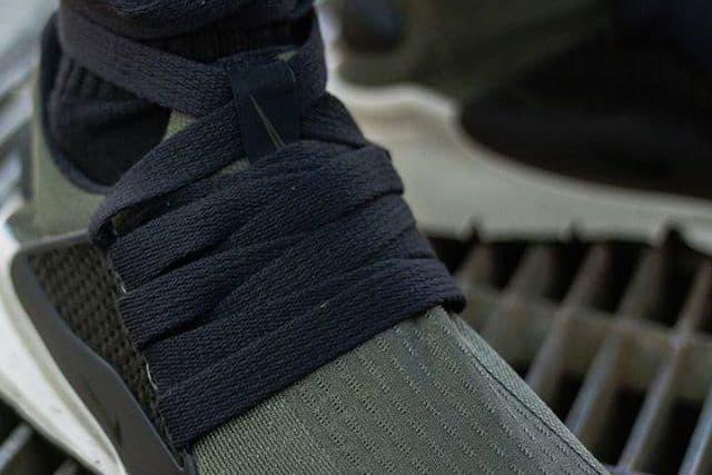 half off 74c5a 696c2 Nike Sock Dark Eske Shiaralli Custom Sneaker   HYPEBEAST