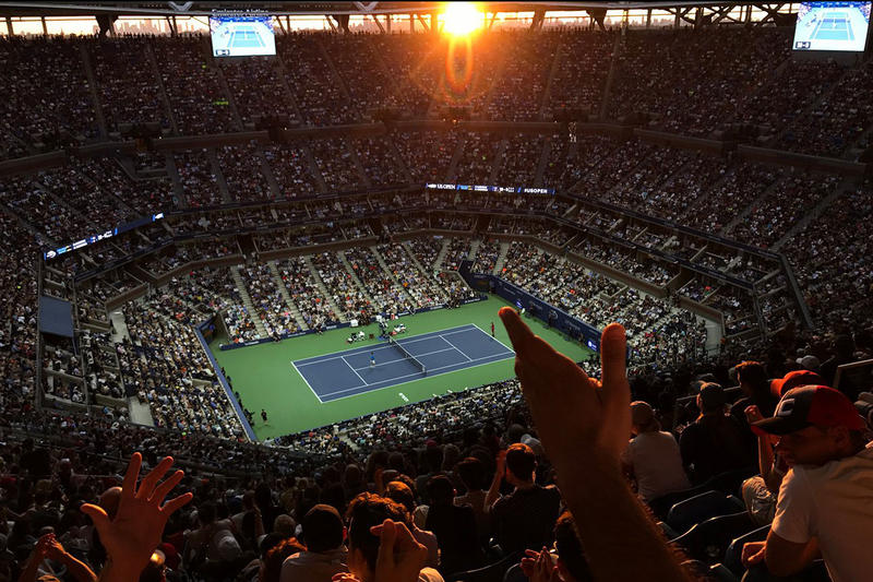 ESPN iPhone 7 Plus US Open novak djokovic blue