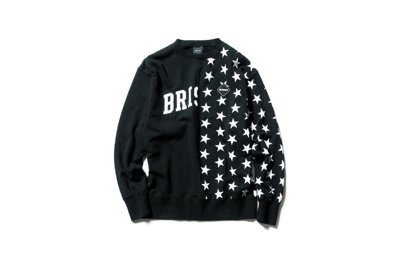 FCRB 2016 Fall Winter Camouflage Stars September 17