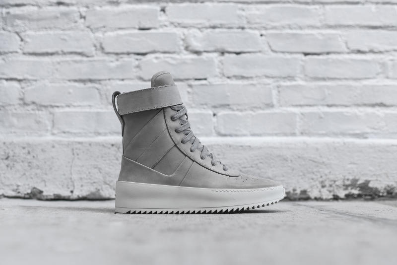 55c70d2ee2f4 Fear of God s Military Sneaker Dons an