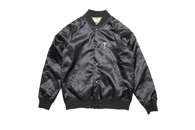 Fucking Awesome Unholy Trinity Jacket 2016 Fall/Wintr