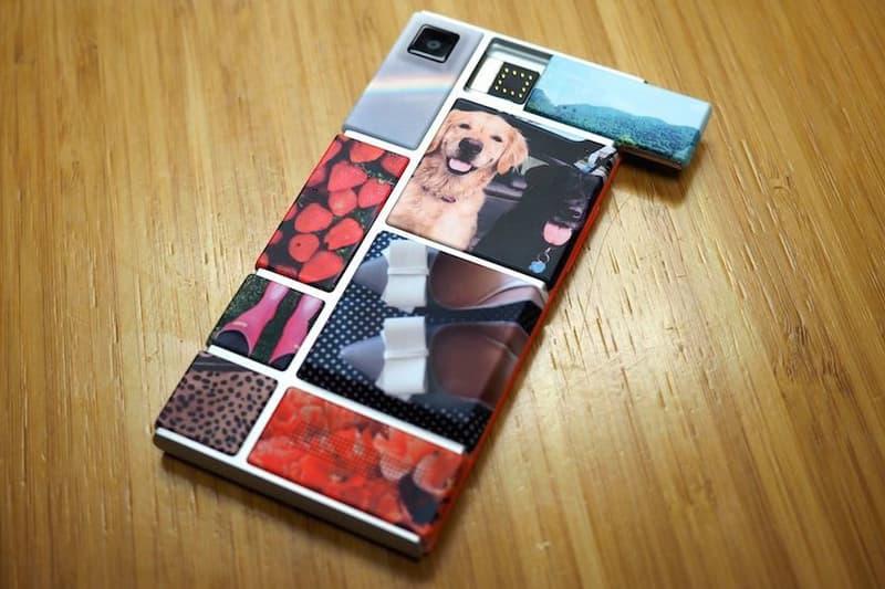 Ara Modular Phone pictures color