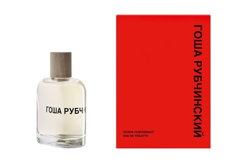Gosha Rubchinskiy Fragrance