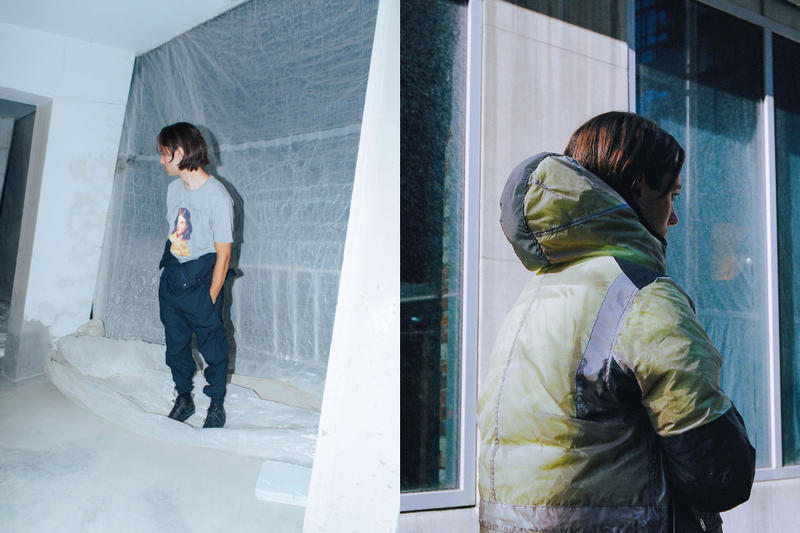 Haven No Place Like Nowhere 2016 Fall Winter Editorial Y-3 UNDERCOVER Stone Island Hender Scheme OAMC Junya Watanabe