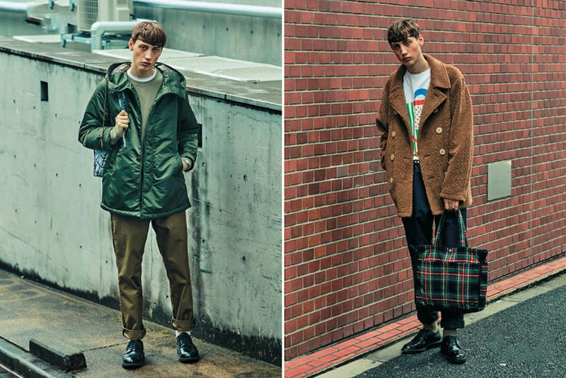 Head Porter Plus 2016 Fall/Winter Collection