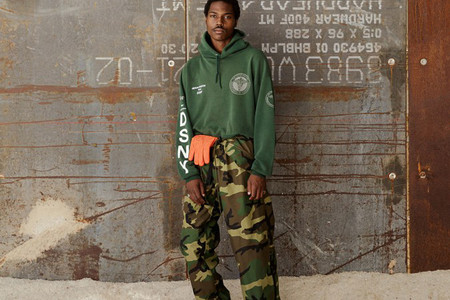 Heron Preston's DSNY Collection Will Drop Next Week
