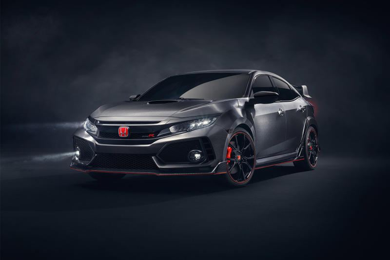 Honda Civic Type R America