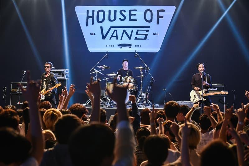 house of vans seoul recap skate skateboard