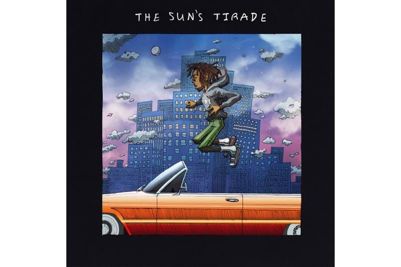 Isaiah Rashad The Suns Tirade Album Stream