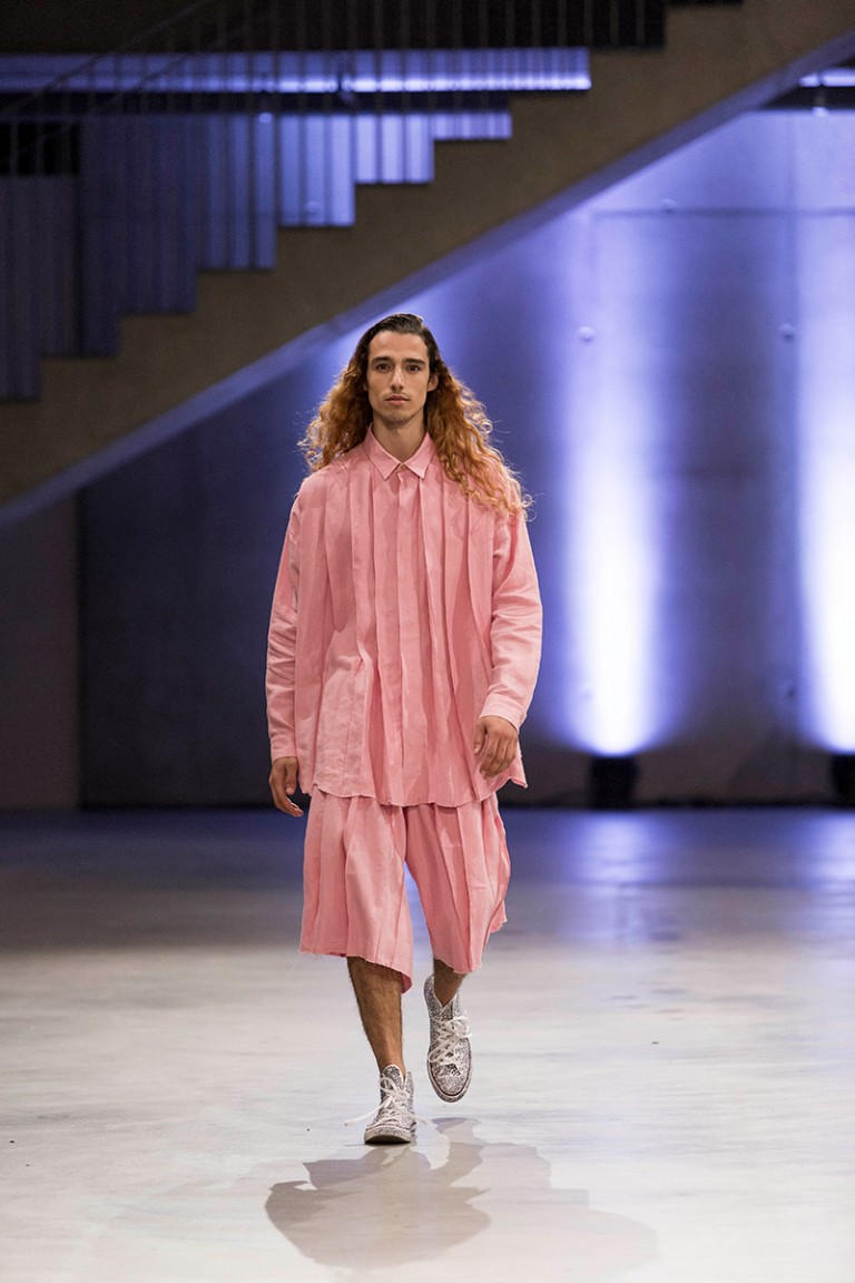 Julian Zigerli 2017 Spring/Summer Collection