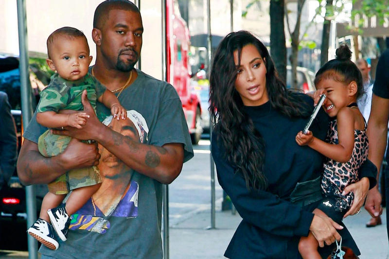 Kanye West Family Custom 350 Crepe Boots
