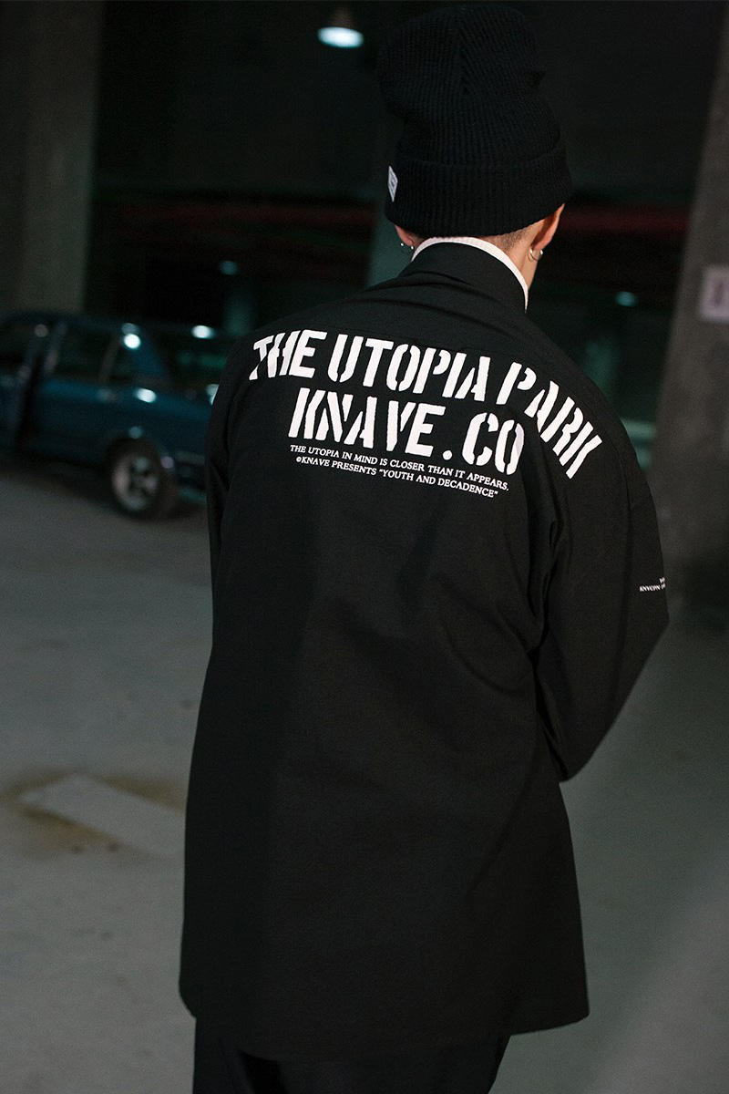 """Knave """"Utopia Park"""" 2016 Fall/Winter Collection"""