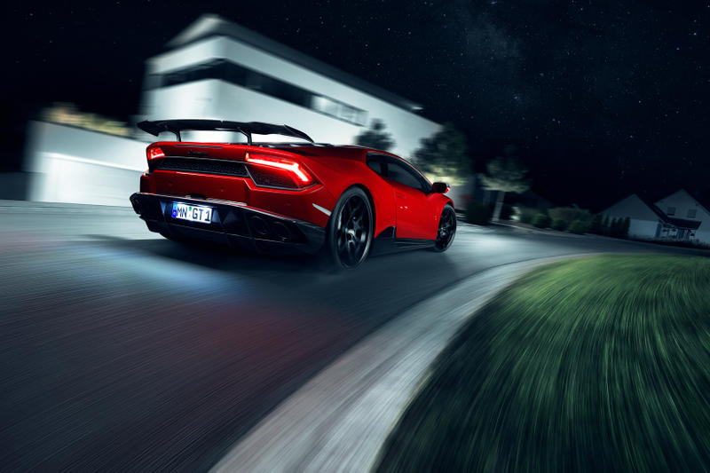 Lamborghini Huracan RWD Couple Novitec Torado