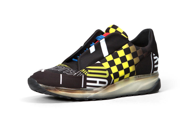 Maison Margiela Racing Sneaker