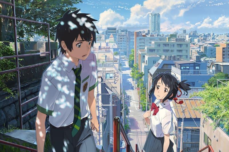 Makoto Shinsai's 'your name.' Anime Japan