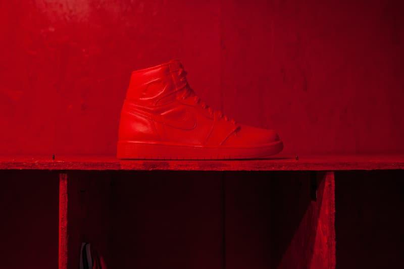 Matthew Senna Sneaker Sculptures jordan gold ovo nike resin