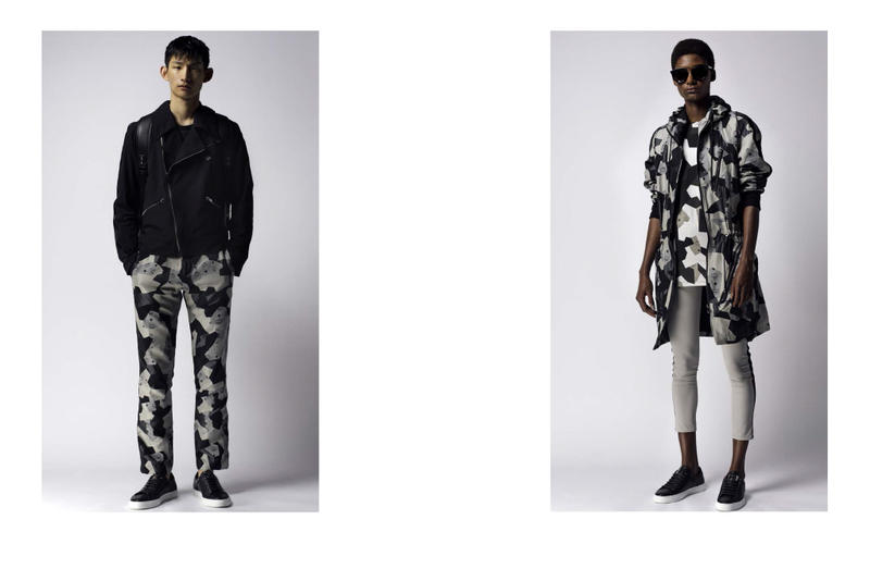 """MCM x Christopher Raeburn 2017 Spring/Summer """"Made to Move"""" sustainable fabrics graphic prints"""
