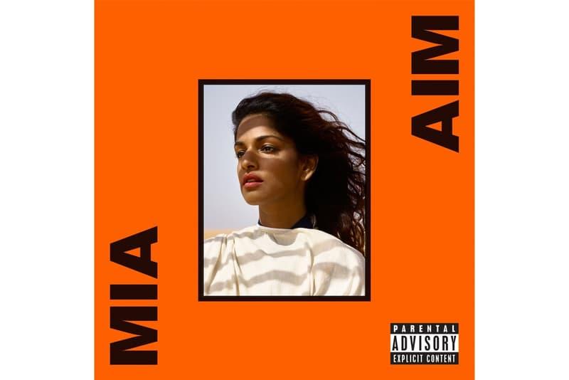 MIA AIM Album Stream