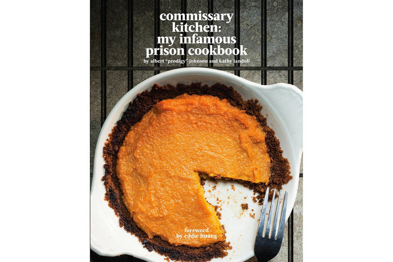 Mobb Deep Prodigy Commissary Kitchen My Infamous Prison Cookbook
