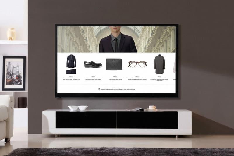 Mr Porter Apple TV