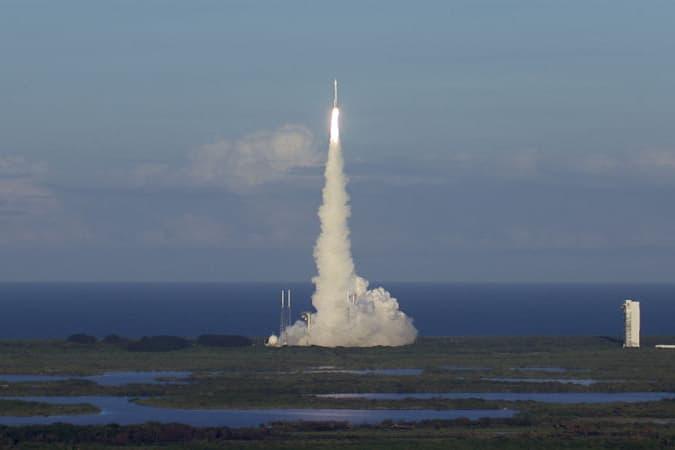 NASA Asteroid Spacecraft