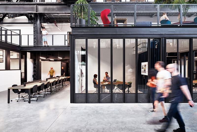 New Lab Workspace Brooklyn Navy Yard