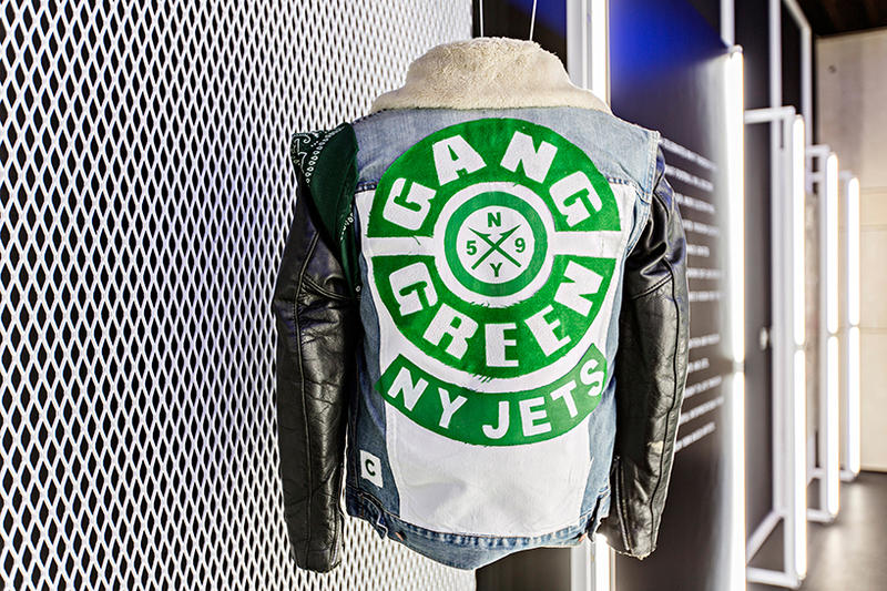 wholesale dealer 1bf84 8b009 Nike Celebrates NFL Color Rush Jerseys With NYC Artists ...