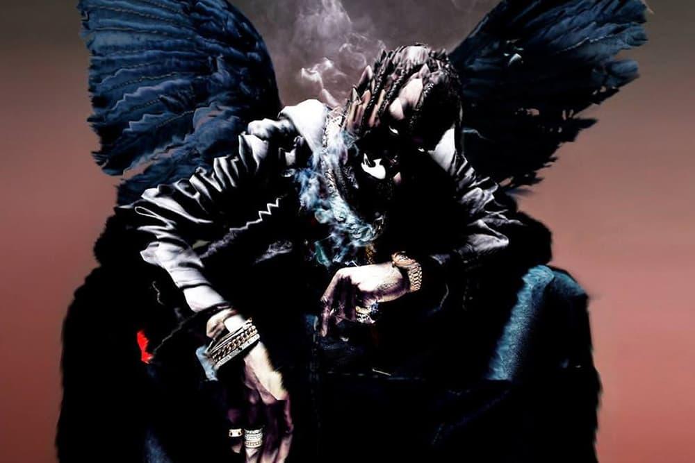 Nick Knight Interview Travis Scott Birds In The Trap Sing McKnight Cover Album Art Martine Rose Gosha BITTSM