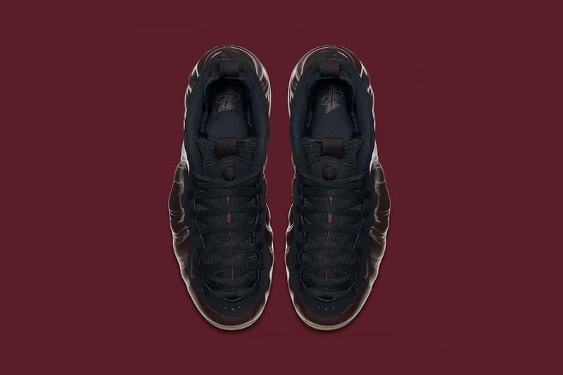 Nike Air Foamposite One Night Maroon