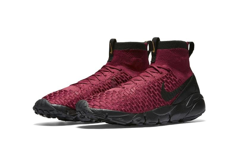 """8e556d858279 Nike Air Footscape Magista Flyknit FC """"Deep Burgundy"""""""