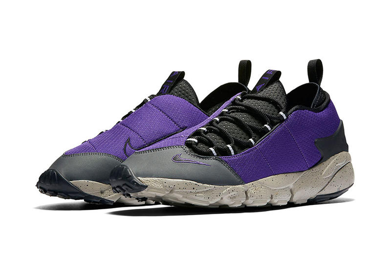 Nike Air Footscape Sneaker Motion